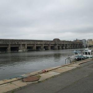 Base sous-marine
