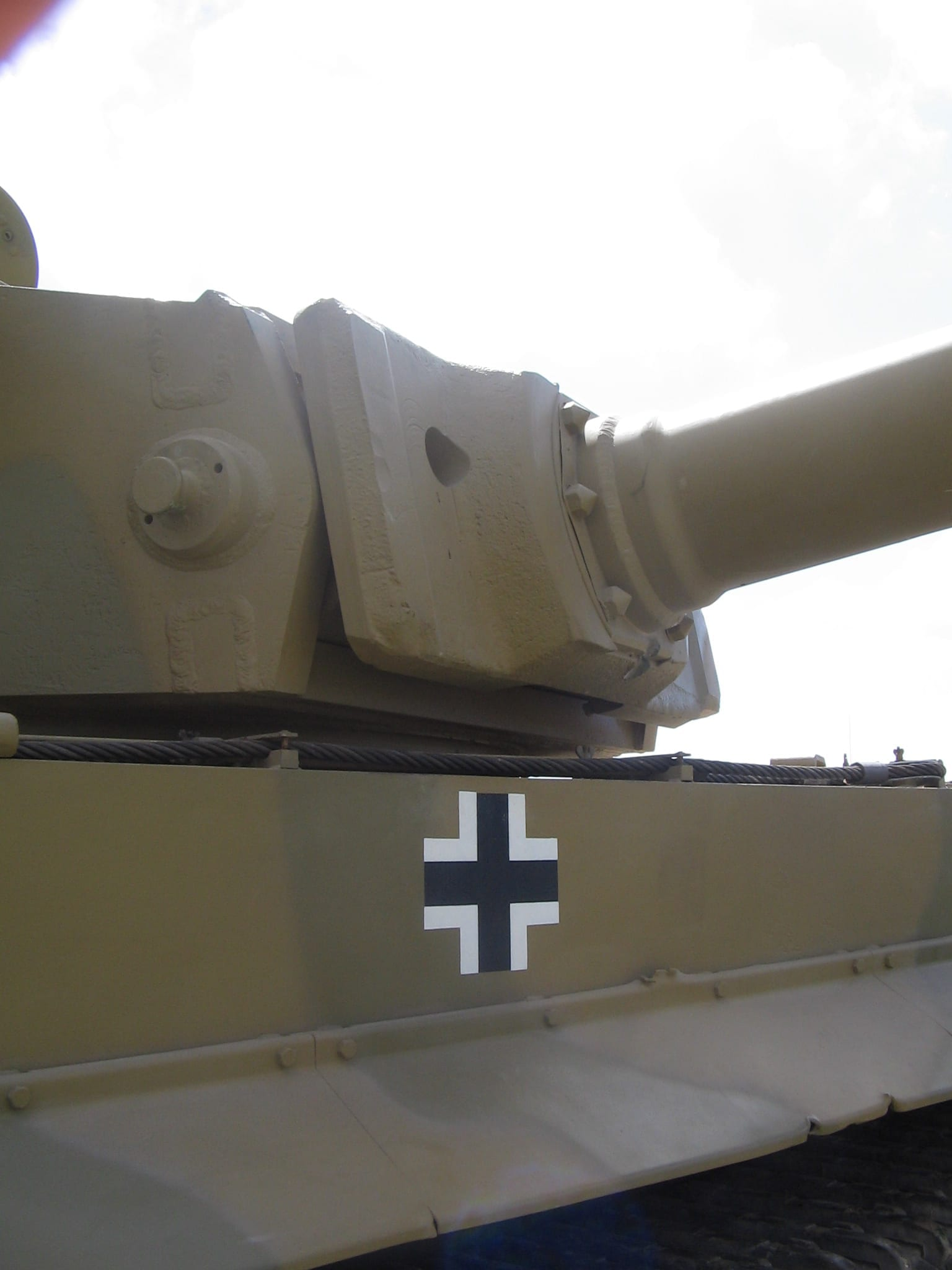 Medium Sized German Tank