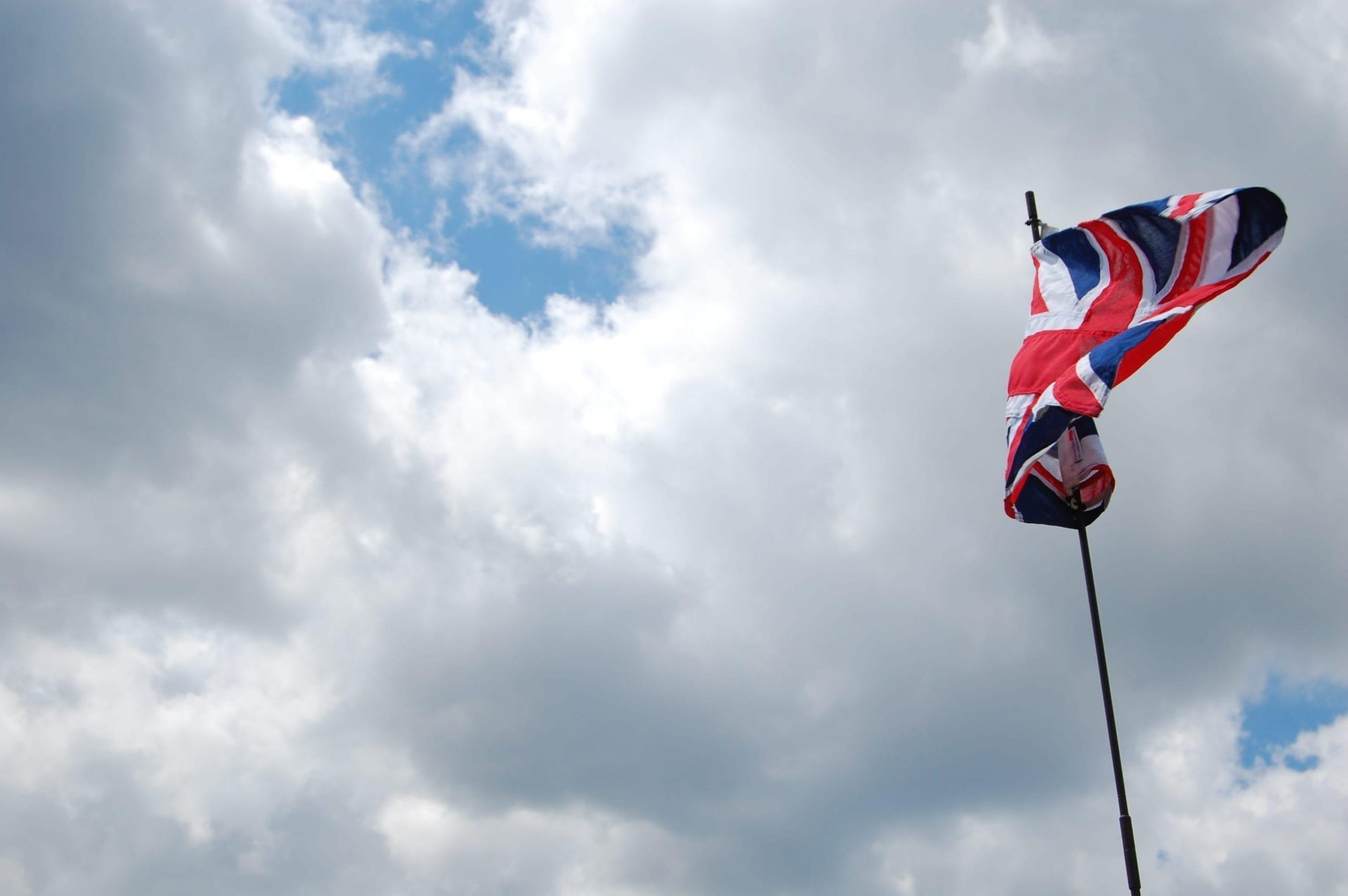 Classic Battlefield Tours - British Flag