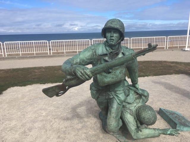 European Tours - Classic Battlefield tours - Statue