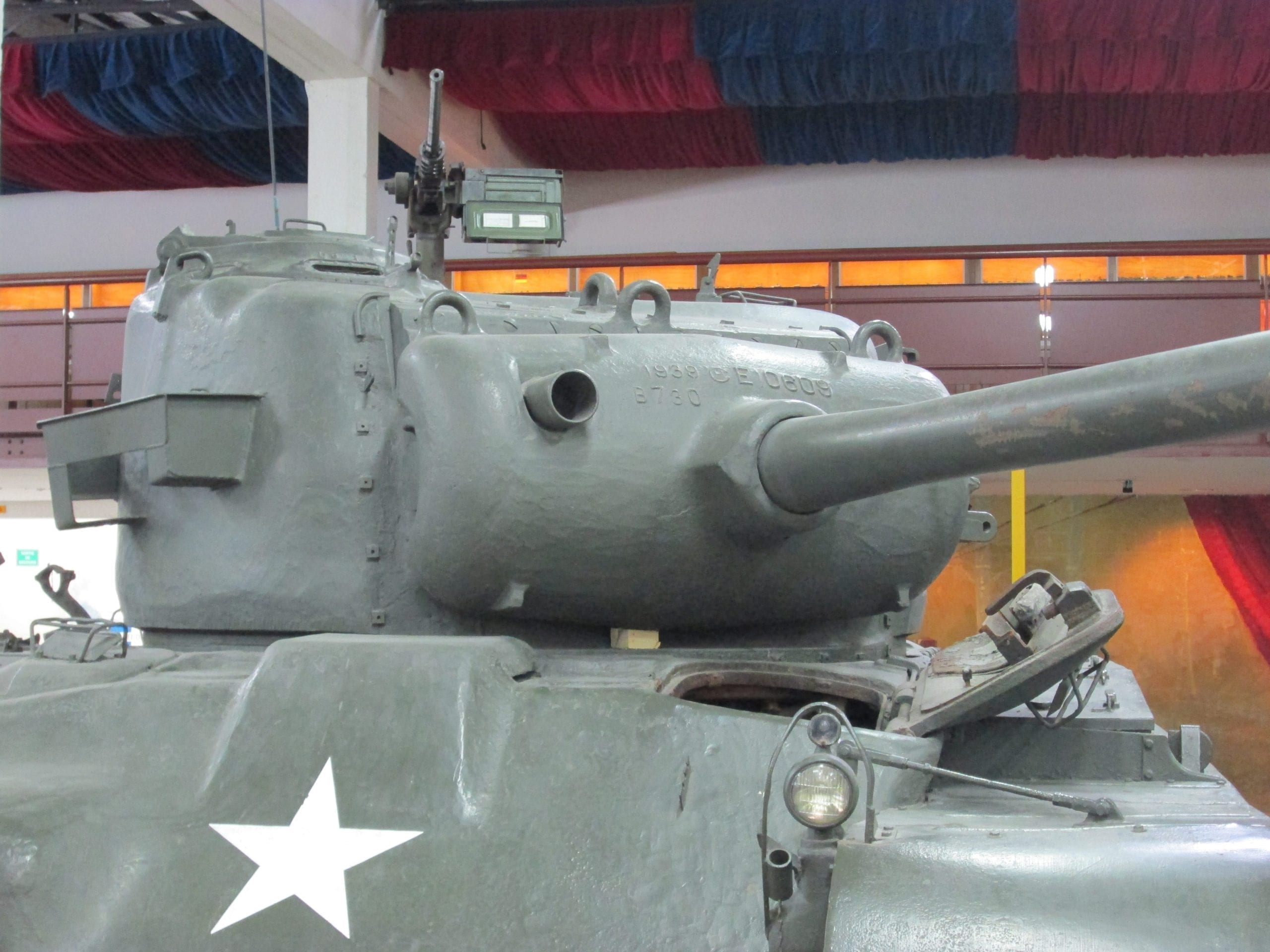 European Tours - Classic Battlefield tours - US Tank