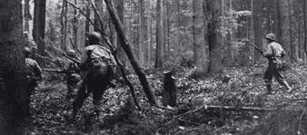 Hurtgen Forest and the US Military