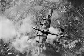 Lancaster Bomber ww2