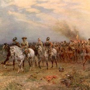 Oliver Cromwell - English Civil War