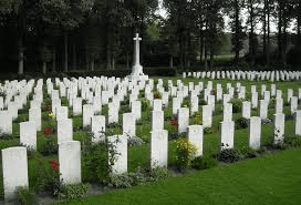 Operation Market Garden - cemetery