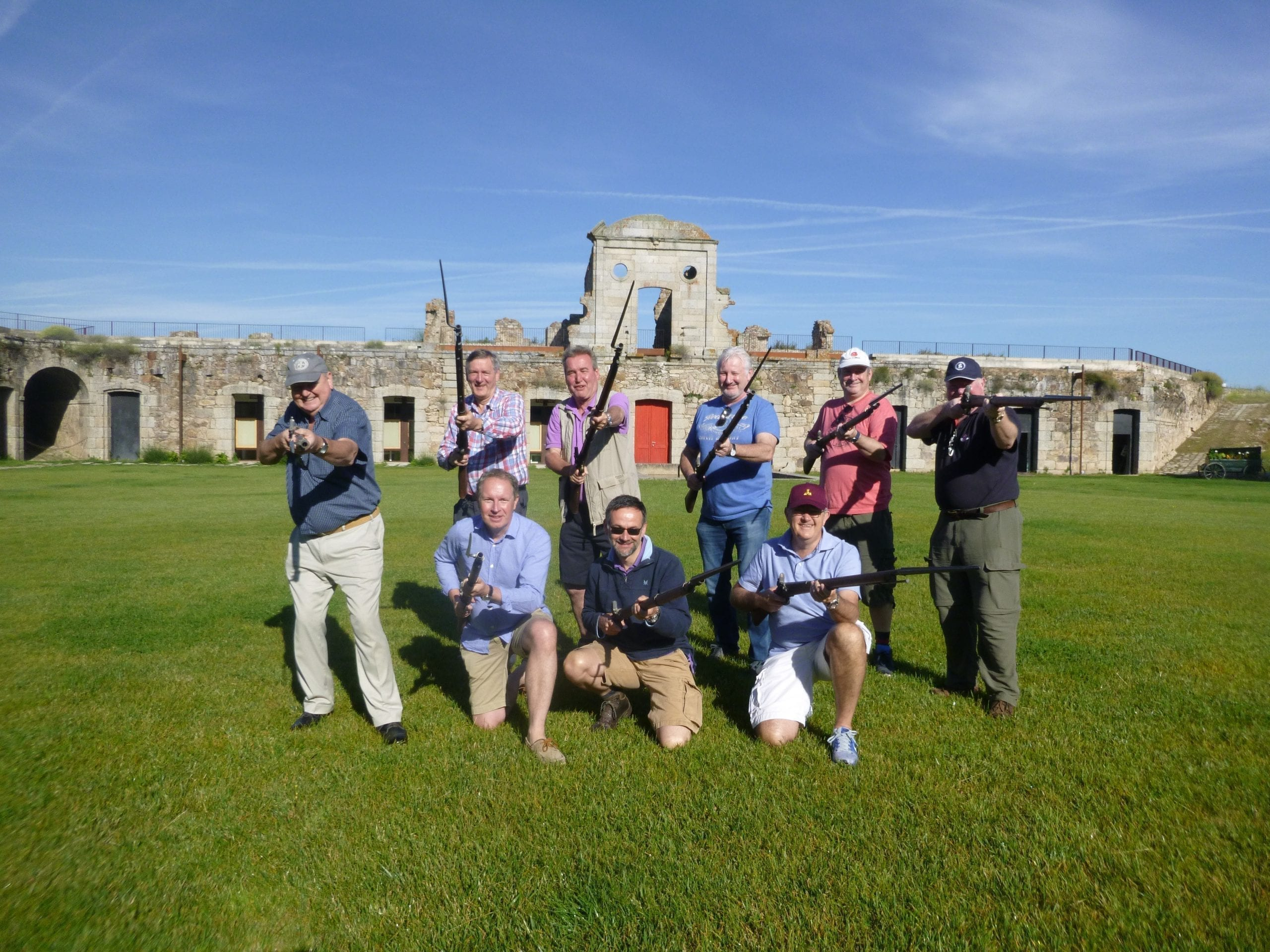Peninsular War Tour with Rifleman Harris