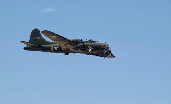 B52 United States Bomber