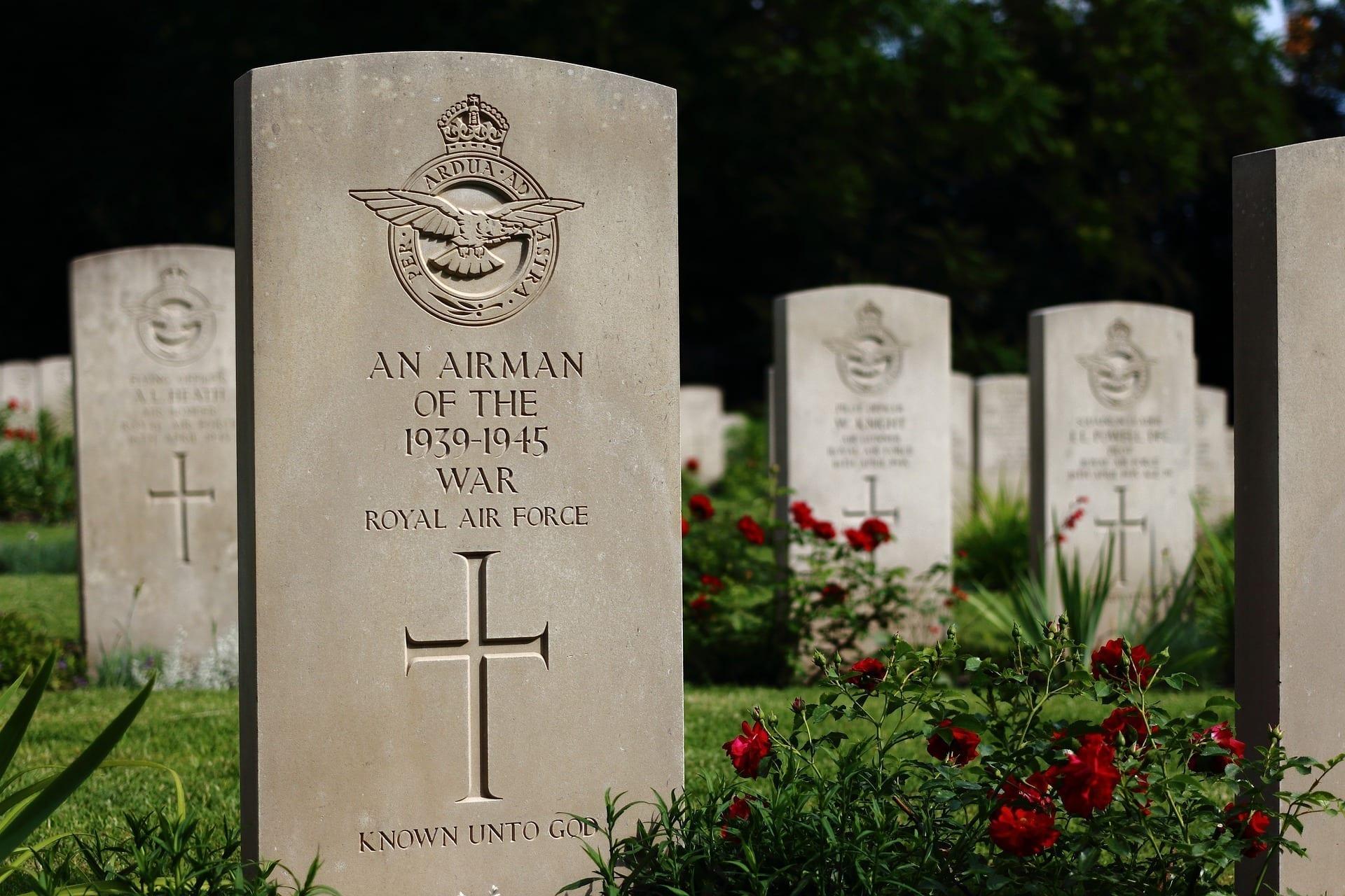 bomber command cemetery