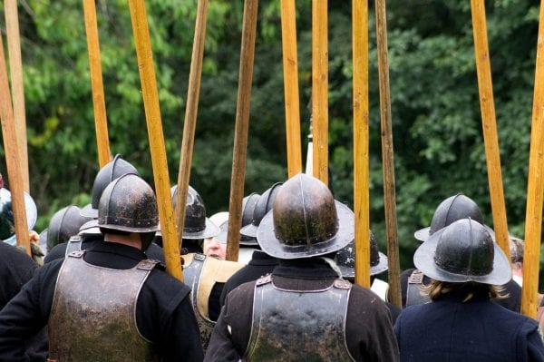 English Civil War with Classic Battlefield Tours