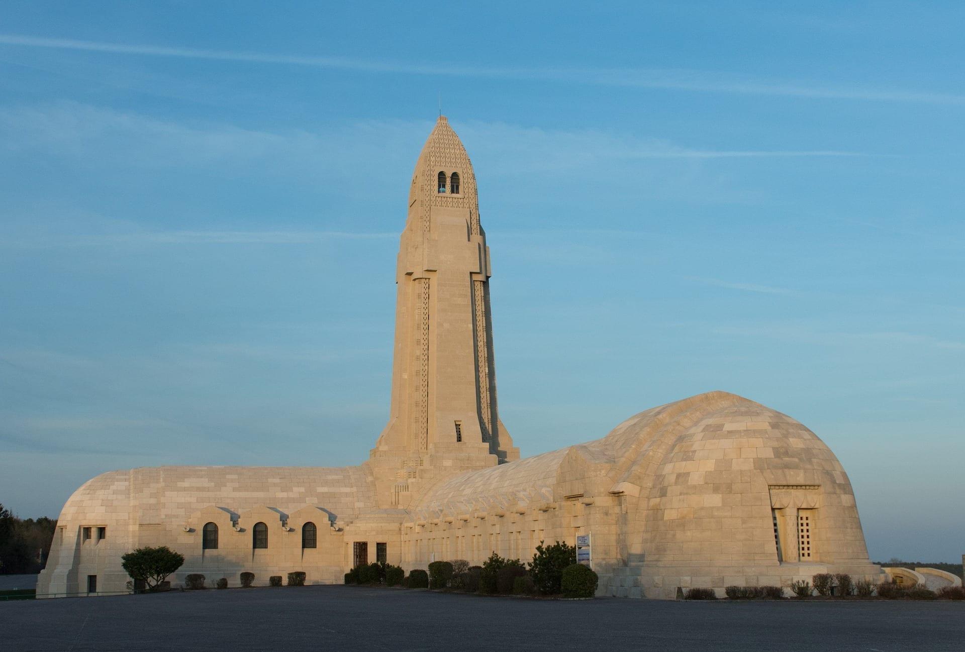 The battle of Verdun ww1