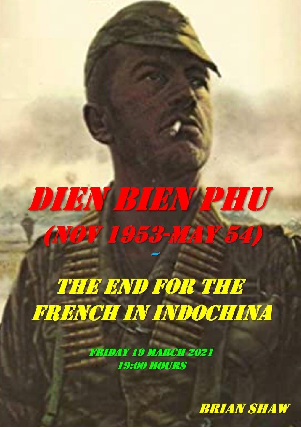DIEN BIEN PHU - POSTER - Classic Battlefield Tours